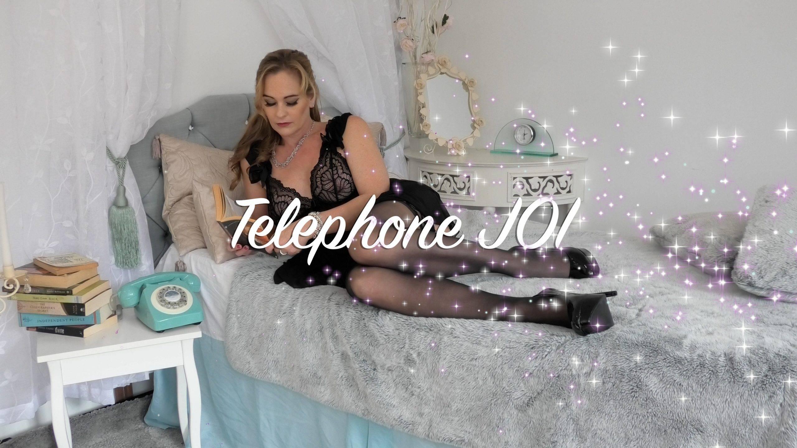 Telephone JOI Title