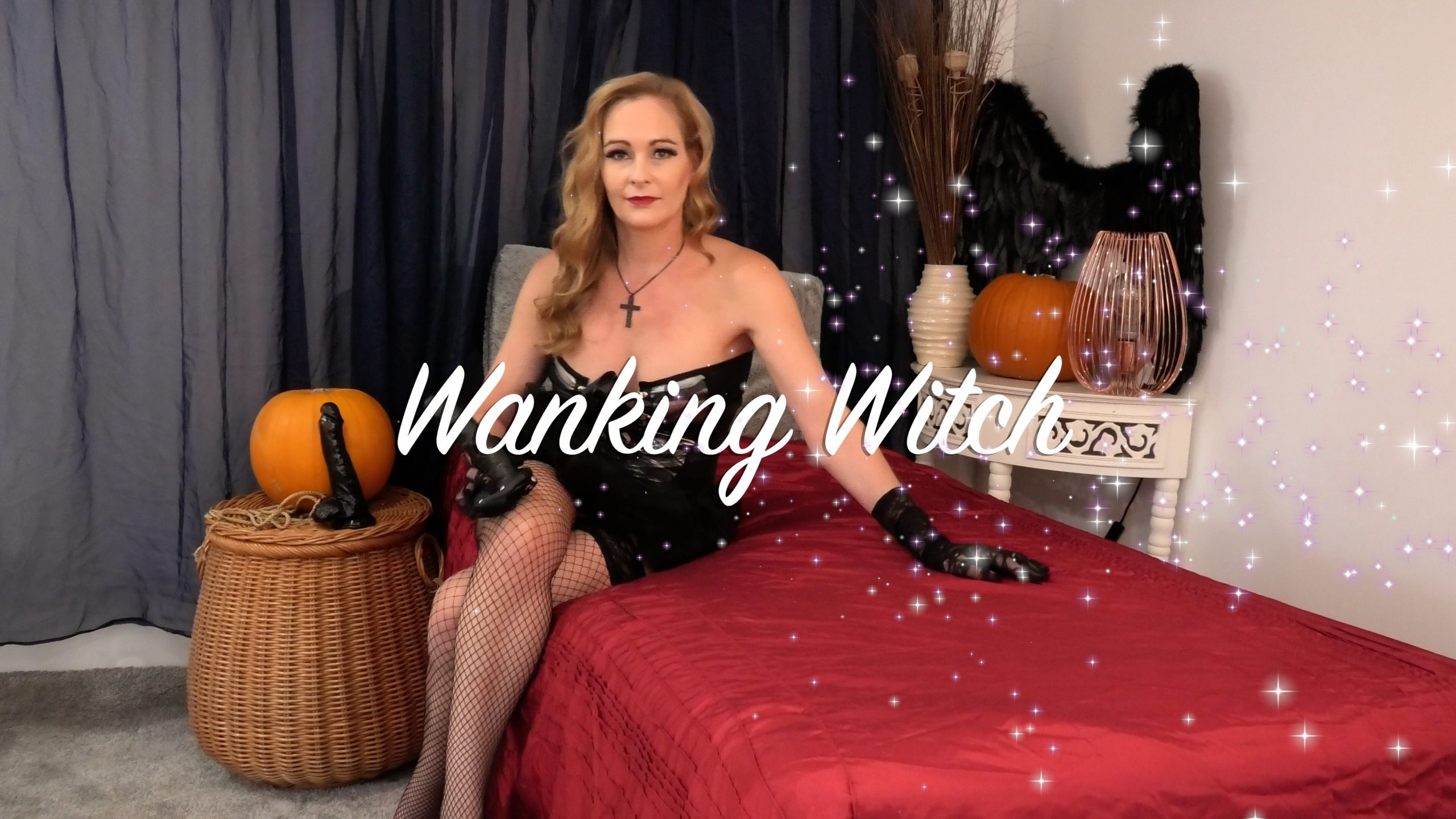 Wanking Witch Title