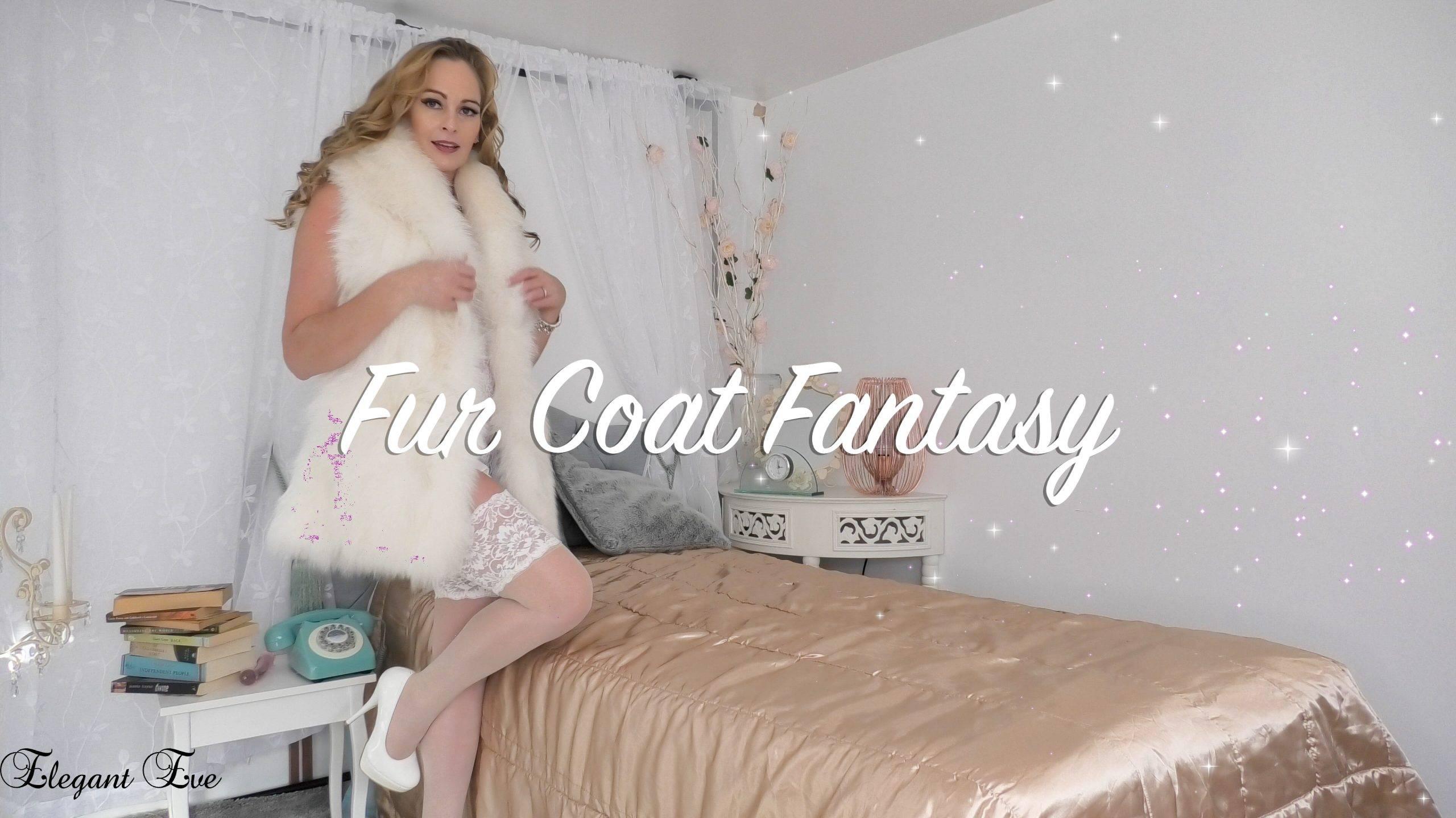 Fur coat fantasy 1